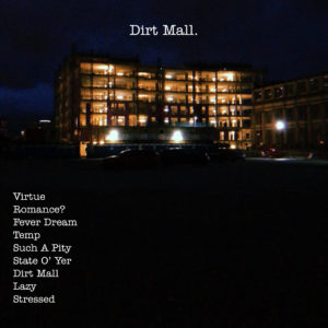 Aerial Salad Dirt Mall back cover
