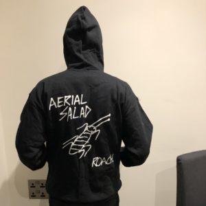Aerial Salad Roach hoodie