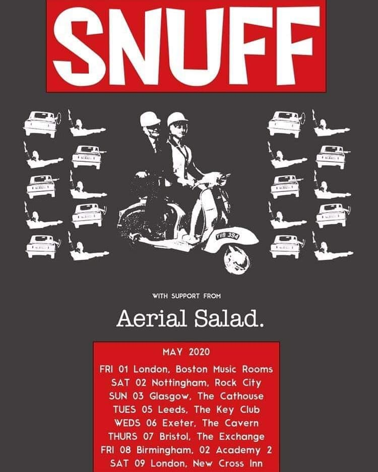 snuff tour may 2020
